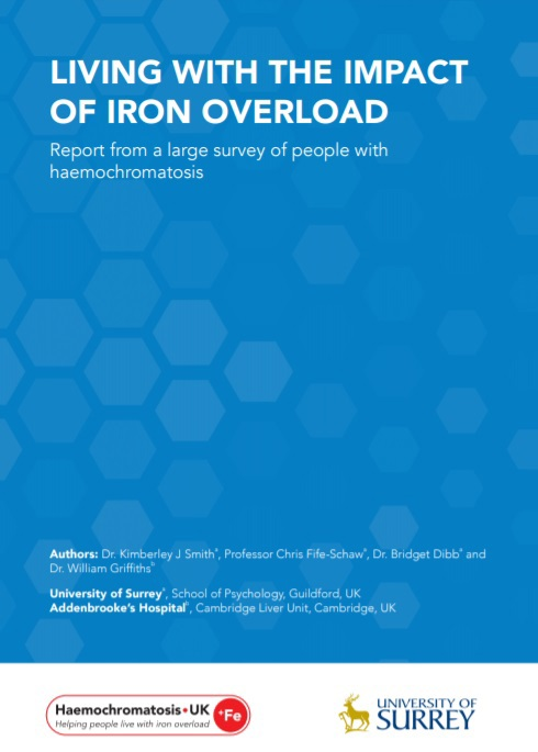 Impact of iron Overload Report