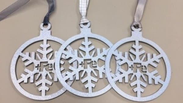 Limited Edition - +Fe Christmas Tree Decorations