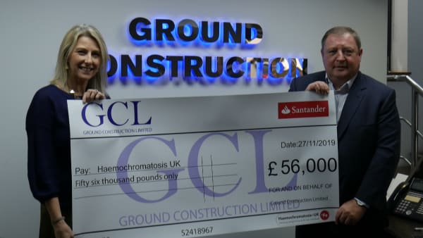 GCL recognised with Corporate Supporter of the Year Award