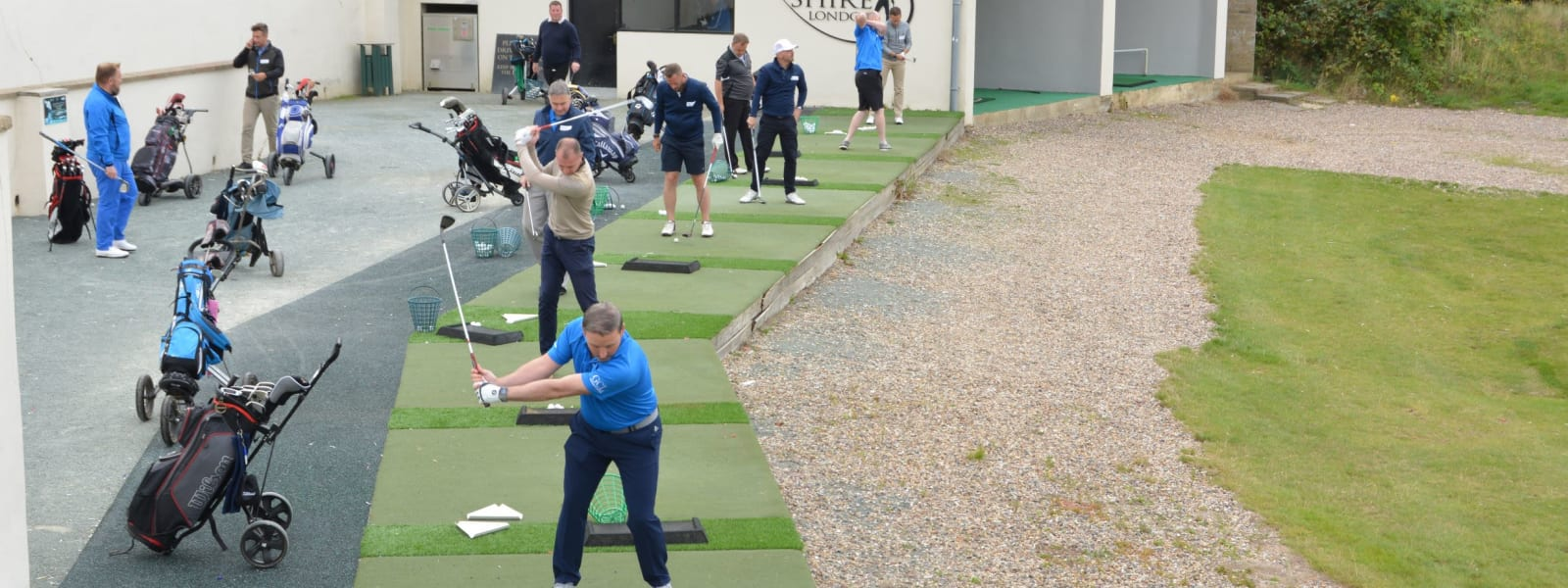 GCL Hosts Charity Golf Day FOR Haemochromatosis UK