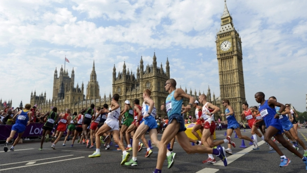 Virgin London Marathon - 2021